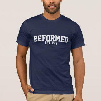 Camiseta Est.1517 reformado