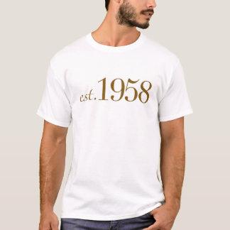 Camiseta Est 1958
