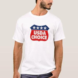 Camiseta Está aqui a carne…