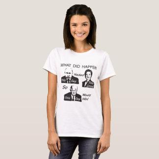 Camiseta Esta cara