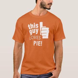Camiseta Esta cara ama a torta!