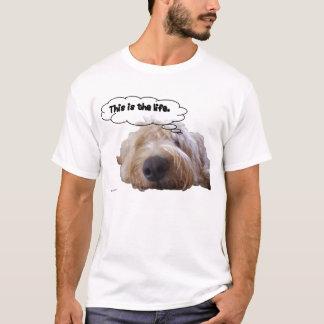 Camiseta Esta é a vida!