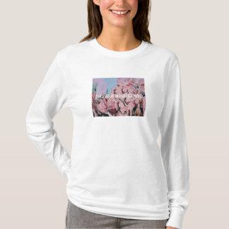 Camiseta Esta é uma camisola da área deserta