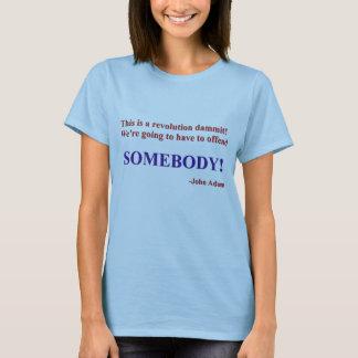 Camiseta Esta é uma revolução….