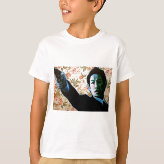"""Camiseta """"Está em sua sala de visitas"""" pelo Axel Bottenberg"""