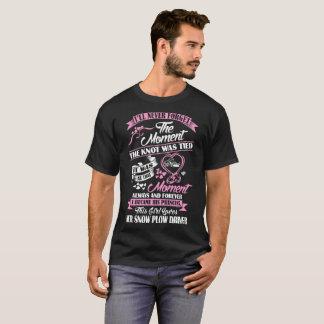 Camiseta Esta menina ama seu Tshirt do motorista do arado