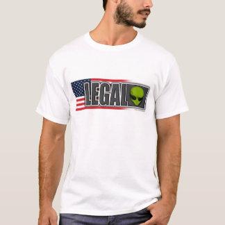 Camiseta Estação 7 dos aliens