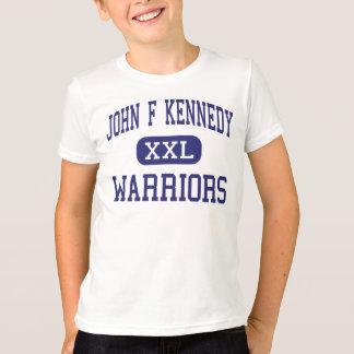 Camiseta Estação de Jefferson do porto dos guerreiros de