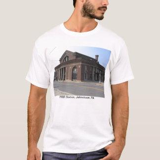 Camiseta Estação de PRR, Johnstown, PA