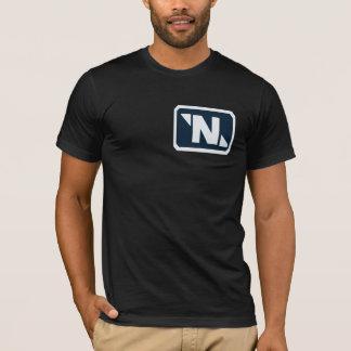 Camiseta Estação espacial 13 - Logotipo de Nanotrasen