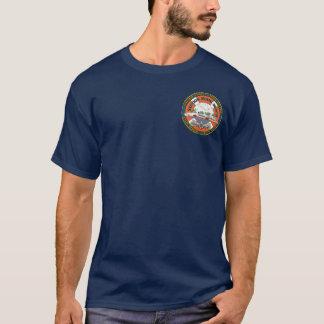 Camiseta Estação Miami Beach da guarda costeira