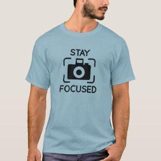 Camiseta Estada focalizada