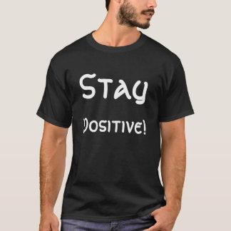 Camiseta Estada, positiva!