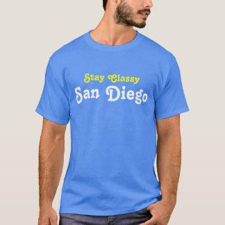 Camiseta Estada San Diego elegante