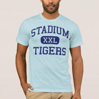 Camiseta Estádio - tigres - segundo grau - Tacoma
