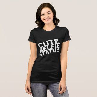Camiseta Estado bonito de Selfie