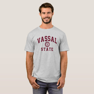 Camiseta Estado do Vassal