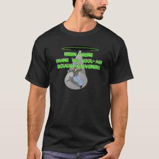 Camiseta Estado lá no verde