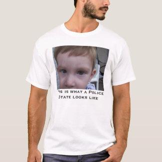 Camiseta Estado policial