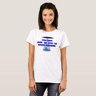 Camiseta Estado tem o azul da lembrança