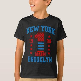 Camiseta Estados de Nova Iorque Brooklyn