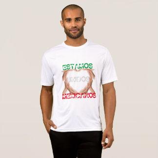 Camiseta Estamos Unidos México