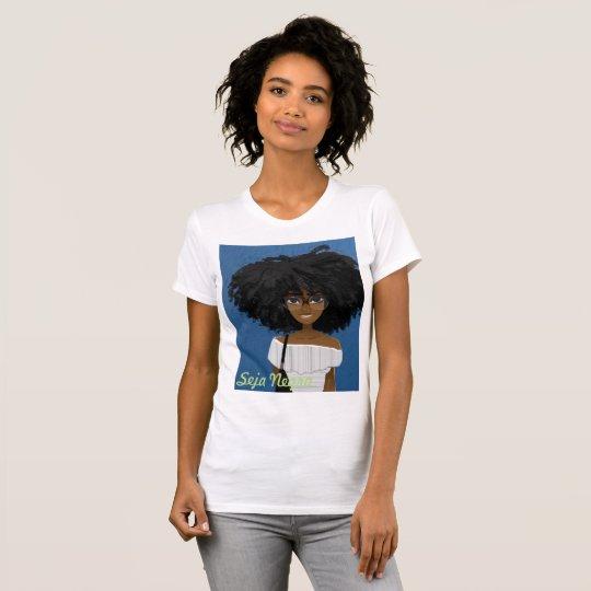 camiseta estampa consciência negra