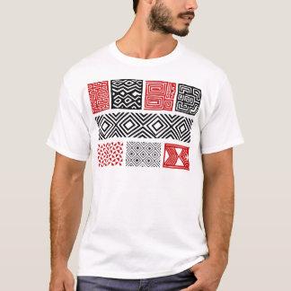 Camiseta Estampa indígena nº 02