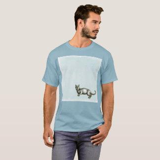 Camiseta Estão disparando em mim no t-shirt raro da