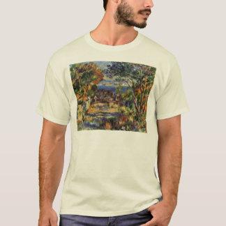 Camiseta Estaque por Pierre-Auguste Renoir (a melhor