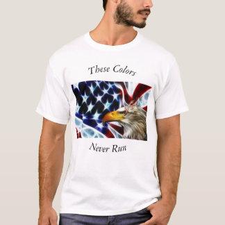 Camiseta Estas cores nunca funcionam