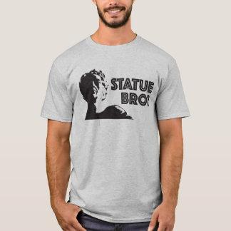 Camiseta Estátua Bro? t-shirt