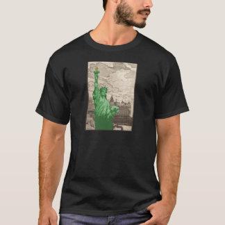 Camiseta Estátua da liberdade clássica
