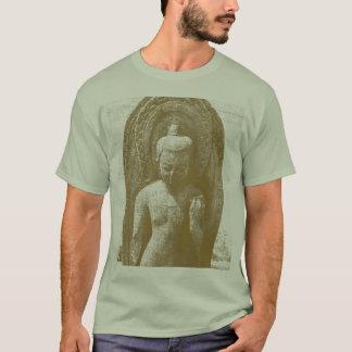 Camiseta Estátua de Buddha