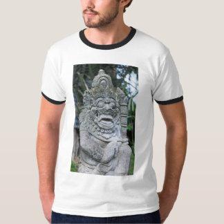 Camiseta Estátua do deus do Balinese