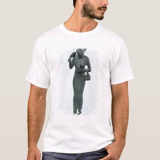 Camiseta Estatueta da deusa Bastet