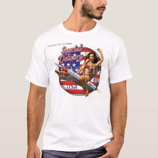 Camiseta este Británico ama americanos