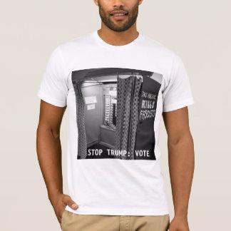 Camiseta Este design [de votação] 3 do T dos fascistas dos