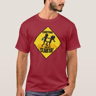 Camiseta Este é CLARTA!