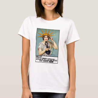 Camiseta Este é discurso da liberdade