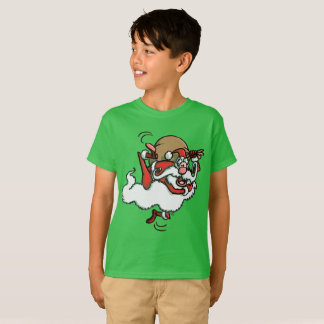 Camiseta Este é papai noel! T-shirt das crianças