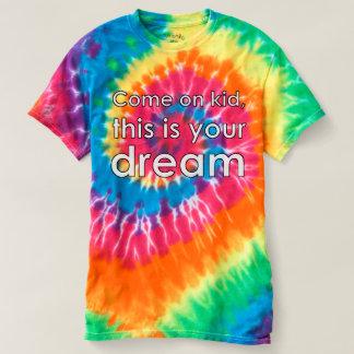 Camiseta Este é seu sonho
