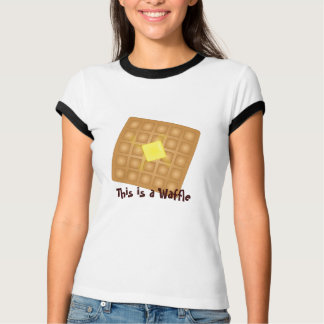 Camiseta Este é um Waffle