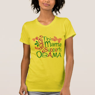Camiseta ESTE MAMA APOIO - personalizado