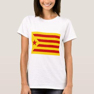 Camiseta Estelada Roja - independentista Catalana da