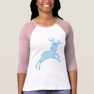 Camiseta estêncil 2.2.7 dos cervos