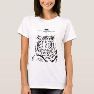 Camiseta Estêncil de Ekaterina