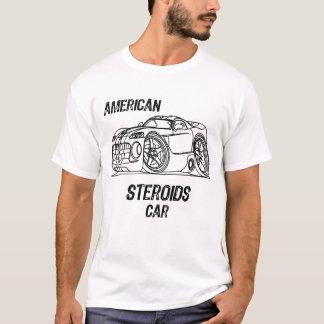 Camiseta Esteróides americanos