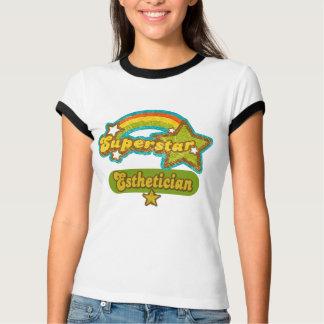 Camiseta Esthetician da estrela mundial
