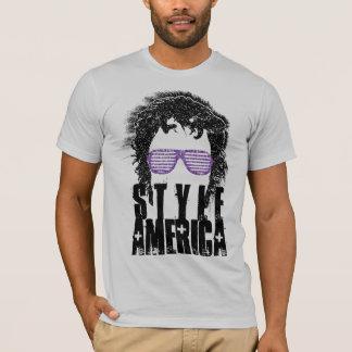 Camiseta Estilo América